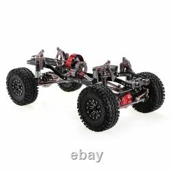 1/10 Cool Racing CNC Aluminum and Carbon Frame AXIAL SCX10 Chassis 313mm