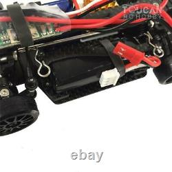 1/28 Chassis With Motor MINID TOP TOYOTA AE86 1/24 TAMIYA Drift Race Car RC Model