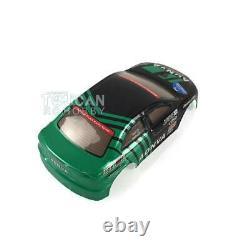 1/28 MINID Drift Racing AWD EVO BodyShell Chassis KIT RC Car Motor Servo Charger