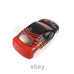 1/28 Scale RC Lancer EVO Body Shell 44 AWD Chassis MINID Drift Racing Car KIT