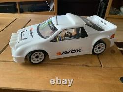 3RACING M4 1/10 M Chassis 4WD Belt 1/10 RC EP Onroad Touring Car ready to go