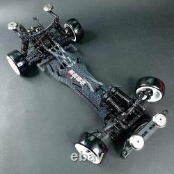 3Racing Sakura D5 Blue Carbon Rwd RC Drift Car Chassis Kit, 1/10 Scale New, UK