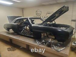 69 Camaro SuperCar Race Car Chassis Plans Blueprints