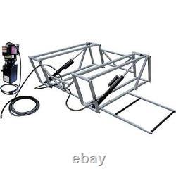 Allstar Performance 11270 Race Car Lift Steel Frame Gray Paint NEW