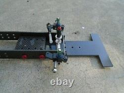 Carbon Fiber Race RC Drag Car Dragster 29 wheel base electric Slider chassis