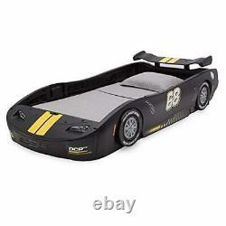 Cool Fun Race Car BED Bedding For Child Toddler Kid Twin Frame Cama Para Niñ