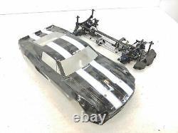 Destiny Racing 1/10 Carbon Fiber / Aluminum Touring Car Roller Slider Chassis