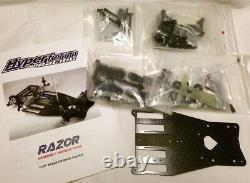Hyperform Razor 1/12 Race Chassis Rc Car Competition Kit