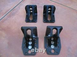 Indy Race Car Tub Chassis Suspension Heim Joint Mounting Point Brackets Wishbone