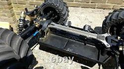 JLB Racing CHEETAH(Frame)1/10 Brushless RC Car Truck 11101