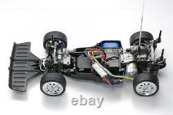 Lancia 037 Rally Frame TA02-S 4WD High Performance Racing Car 110 Transmitter