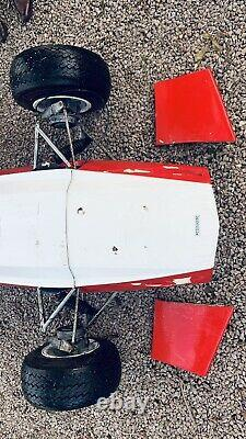 Lystonia Minor Single Seater Race Car 1970 Chassis No3
