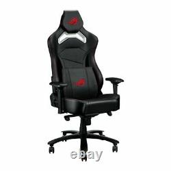NEW! Asus Rog Chariot Core Gaming Chair Racing-Car Style Steel Frame Pu Leather