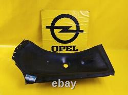 New + Original GM / Opel Manta B Ascona Spare Wheel Compartment Incl. Towing Eye