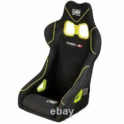 OMP TRS-X Clubman Rally Competition Race Racing Car Steel Frame Seat