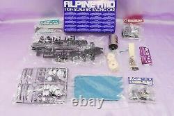 RARE TAMIYA 58168 1/10 RC ALPINE A110 Racing Car M-02 chassis Model Kit NEW