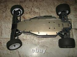 RC Racing Grade Associated B6 Roller Chassis Car Buggy Used
