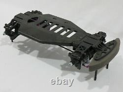RC Vintage Rare HPI Racing RS4 Pro3 Car Chassis Only