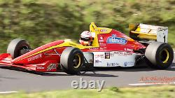 Race car chassis. Lola 94/50T Formula 3000 carbon tub, never used