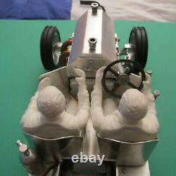 Rare 1922 Race Car 1/10 Rc Scale Vintage Custom With Aluminum Chassis And Body