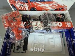 Rare New Tamiya 1/10 R/C Alfa Romeo 155 V6 TI #58128 FF TA02 Chassis Racing Car