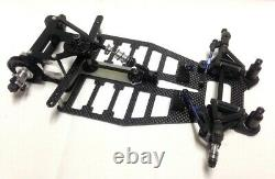 Rc12l3 1/12 Race Chassis Rc Car Competition Kit Team Associated #4015