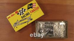 Revell Racing Chassis 1/32 scale aluminum slot car chassis kit. New old stock