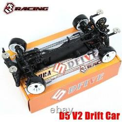 Sakura D5 KIT 1/10 Remote Control Super Rear Drive Racing Drift Car Frame
