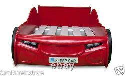 Sale New Childrens Bed Boys Racing Car in Red Brand New 3ft Single Bed Frame