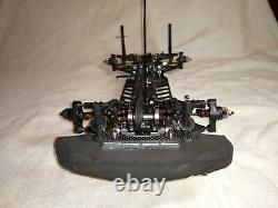 Serpent Project 4x Evo Slider Chassis 1/10 RC Touring Car Roller Race