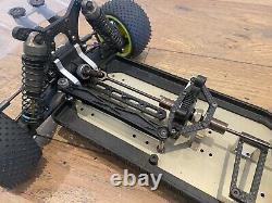 Serpent Sdx4 4wd Off Road Race Buggy/radio Controlled/rc Car, Rolling Chassis
