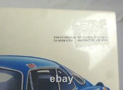 TAMIYA 1/10 RC Alpine A110 Racing Car M-02 Chassis Model Kit 58168 from Japan