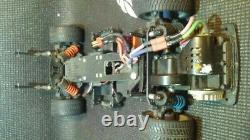 TAMIYA 1/10 RC Idemitsu Motion Mugen Civic FWD With F. R. P. Chassis Roller