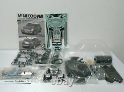 TAMIYA 1/10 RC Mini Cooper FWD Racing Car M-03L Chassis Model Kit 58295 Japan