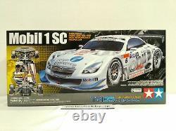 TAMIYA 1/10 RC Mobil 1 SC 4WD Racing Car TA05 Chassis Model Kit 58375 from Japan