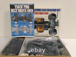 TAMIYA 1/10 RC TA03F Pro Belt Drive 4WD Racing Car Chassis Kit 58177 from Japan