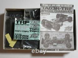 TAMIYA 1/10 RC TA03R-TRF Special 4WD Racing Car Chassis Kit from Japan