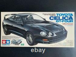 TAMIYA 1/10 RC Toyota Celica GT-Four TA02 Chassis Model Kit from Japan