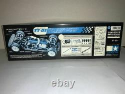 TAMIYA 1/10 Schunitzer BMW M3 Sport EVO. TT-01 Chassis Model Kit 58323 Japan