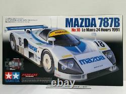TAMIYA 1/12 RC Mazda 787B No. 18 Le Mans 1991 RM-01 Chassis Model Kit 58555
