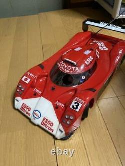 TAMIYA 1/8 TGR Racing Car Chassis USED RARE from Japan