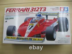 TAMIYA RC 1/10 Ferrari 312T3 F-1 Racing Car Model Kit F103RS Chassis 49191 Japan