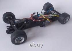 TAMIYA RC F104 PRO II 58652 R/C Racing Car Chassis Built Radio Control Model