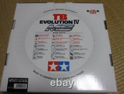 TAMIYA TB Evolution IV MS 1/10 Electric RC 4WD Racing Car Chassis Kit 2001