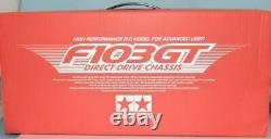 Tamiya 1/10 Electric RC 2WD Racing Car F103GT Chassis Kit 58367