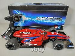 Tamiya 1/10 R/C F1 Race Car F104 chassis Pro II with Upgrade Parts ESC Gyro