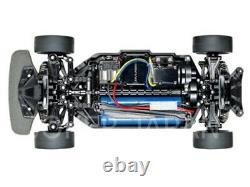 Tamiya 1/10 Rc Toyota Supra Racing (a80) (tt-02 Chassis) 47433