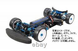 Tamiya 1/10 Scale R/C 4Wd Racing Car Chassis Kit Tb Evo. 6 Ms 84427 Japan EMS
