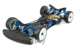 Tamiya 42184 1/10 SCALE R/C 4WD RACING CAR TRF417 CHASSIS KIT from Japan New