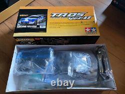 Tamiya 58472 EP RC Car 1/10 RAYBRIG HSV-010 TA05 Ver II 4WD Chassis Racing Car